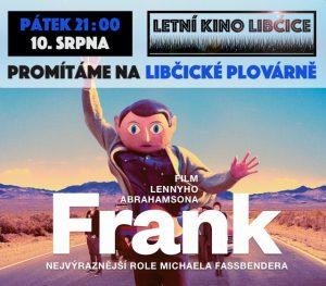 Letní kino: Frank @ Libčická plovárna | Libčice nad Vltavou | Středočeský kraj | Česká republika