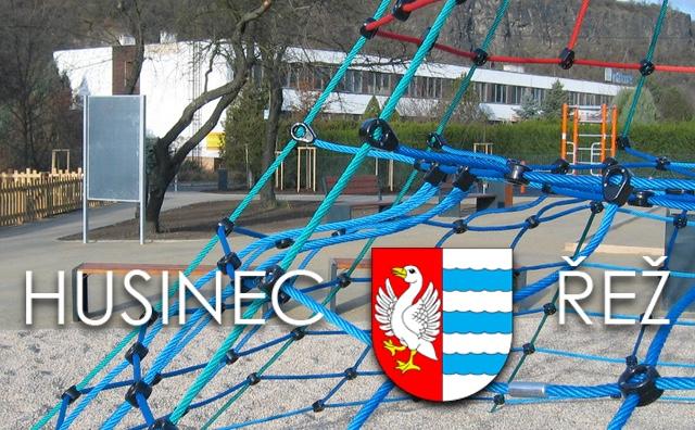 Škola Řež / Husinec