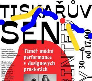 Tiskařův sen @ Kotelna, Areál Šroubáren