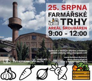 3. farmářské trhy @ Kotelna, Areál Šroubáren