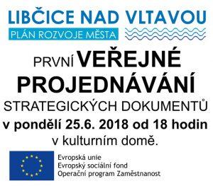 1. veřejné projednávání strategických dokumentů @ Kulturni dům Libčice