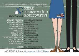 LDP 2018 - LOĎ: Kurz efektivního rodičovství @ sál ZUŠ Libčice | Libčice nad Vltavou | Středočeský kraj | Česká republika