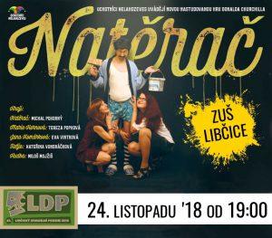 LDP 2018: Ochotníci Nelahozeves - Natěrač @ sál ZUŠ Libčice | Libčice nad Vltavou | Středočeský kraj | Česká republika