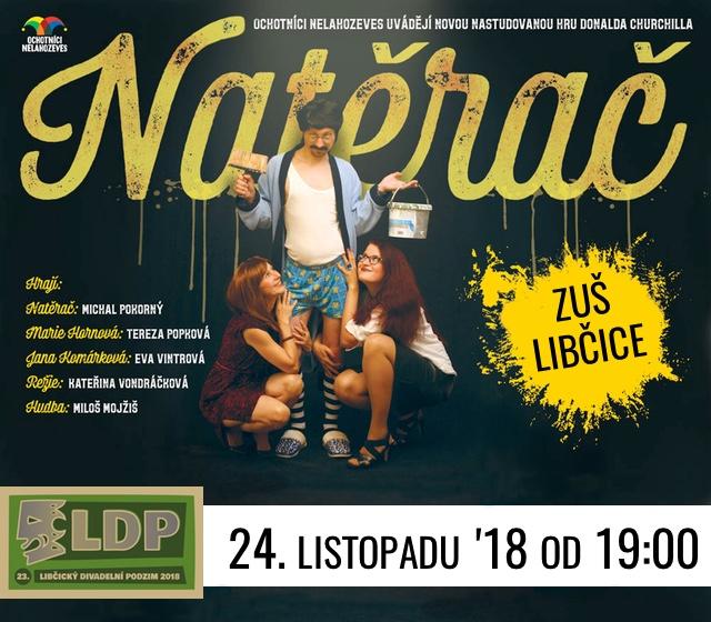 LDP2018: Nelahozeves - Natěrač