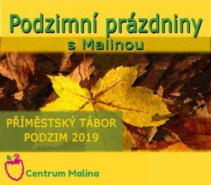 Podzimní příměstský tábor s Malinou @ Libčice nad Vltavou | Libčice nad Vltavou | Středočeský kraj | Česká republika