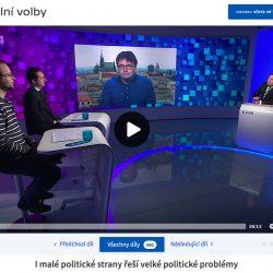 Politické spektrum: Martin Šimon