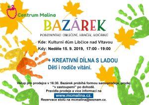 Podzimní bazárek @  KD Libčice nad Vltavou | Libčice nad Vltavou | Středočeský kraj | Česká republika