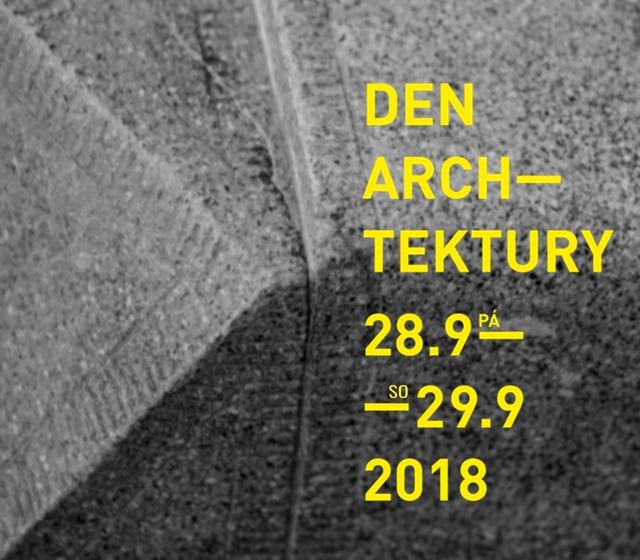 Den architektury 2018