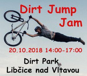 Dirt Jump Jam @ Dirt Park v Letkách