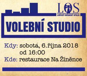 volební studio LOS @ restaurace Na Žíněnce | Libčice nad Vltavou | Středočeský kraj | Česká republika