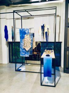 Aš po Už/horod: Autorská prohlídka výstavy Ateliéru textilní tvorby UMPRUM @ Uhelný mlýn, Areál Šroubáren Libčice