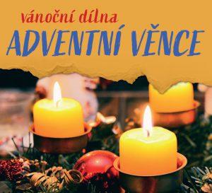 Vánoční dílna - Adventní věnce @ Koupaliště