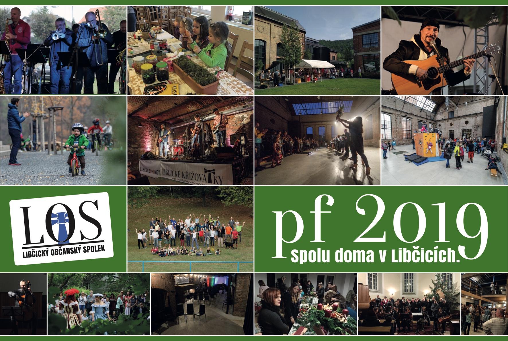 losí PF 2019