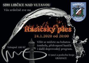 Hasičský ples SDH Libčice @ KD Libčice | Libčice nad Vltavou | Středočeský kraj | Česká republika