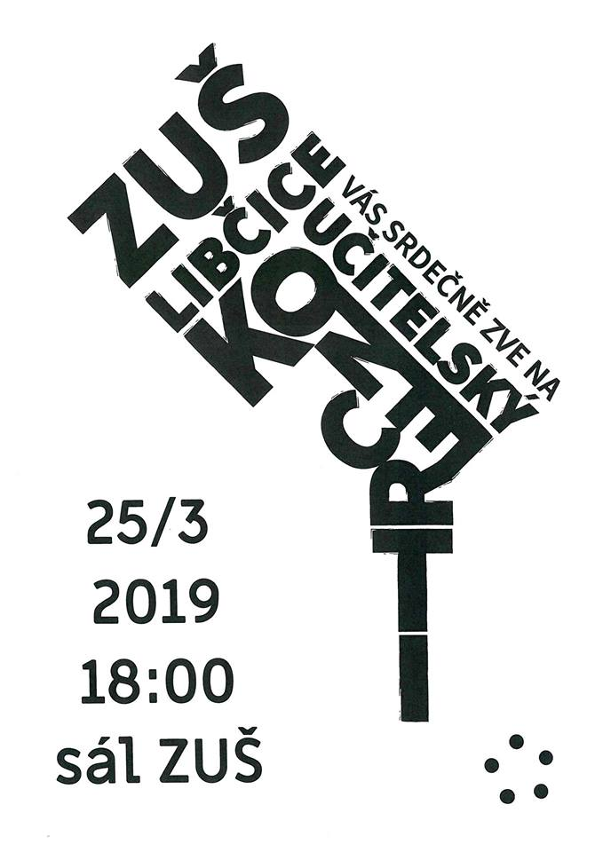 Učitelský koncert ZUŠ @ ZUŠ Libčice