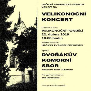 Velikonoční koncert @ Kostel ČCE (evangelický kostel)