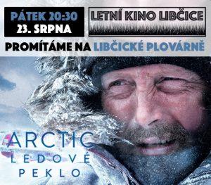 Letní kino: Arctic: ledové peklo @ Libčická plovárna | Libčice nad Vltavou | Středočeský kraj | Česká republika