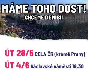 Demonstrace - Nejsme slepí! Libčice n. Vlt. @ Náměstí svobody, Libčice nad Vltavou
