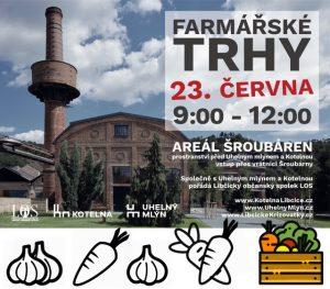 2. farmářské trhy @ Kotelna, Areál Šroubáren