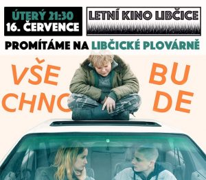 Letní kino: Všechno bude @ Libčická plovárna | Libčice nad Vltavou | Středočeský kraj | Česká republika