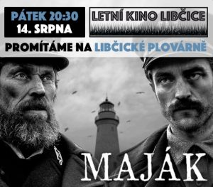 Letní kino: Maják @ Libčická plovárna | Libčice nad Vltavou | Středočeský kraj | Česká republika