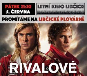 Letní kino: Rivalové @ Libčická plovárna | Libčice nad Vltavou | Středočeský kraj | Česká republika