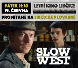 Letní kino: Slow West @ Libčická plovárna | Libčice nad Vltavou | Středočeský kraj | Česká republika