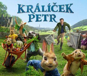 pro děti: Králíček Petr @ Kino Kotelna