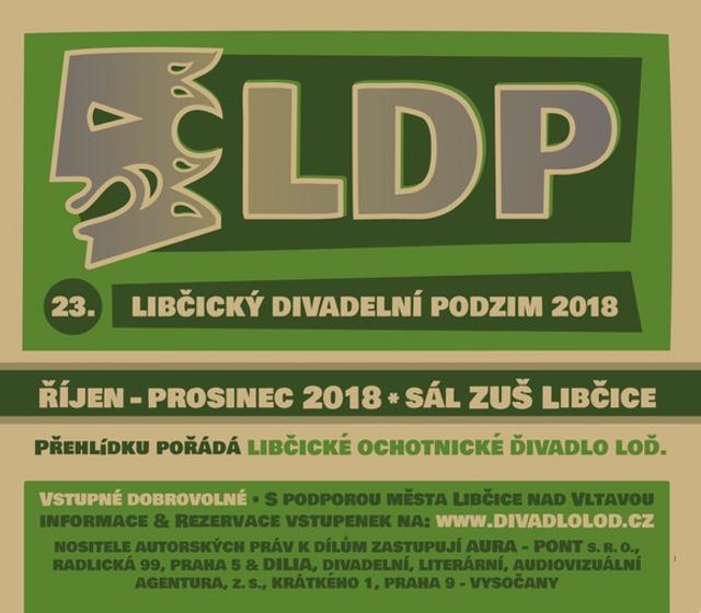 Libčický divadelní podzim 2018