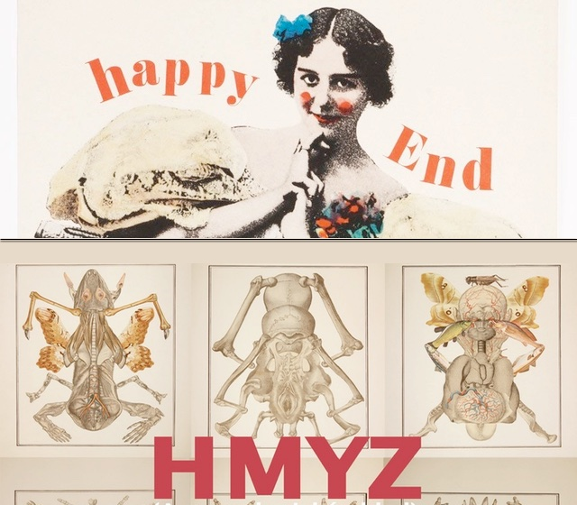 happy end / hmyz