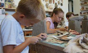 Letní příměstský tábor s keramikou @ Atelier Pod Saharou
