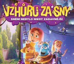 Kino pro děti: Vzhůru za sny @ Kino Kotelna
