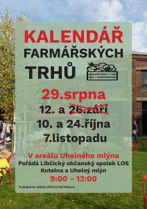 Farmářský trh na farní zahradě @ zahrada u evangelického kostela