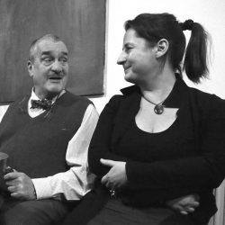 Debata Moniky Le Fay s Karlem Schwarzenbergem @ Kotelna Libčice