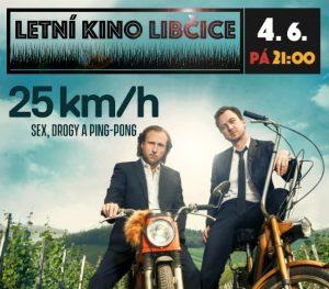 Letní kino: 25 km/h @ Libčická plovárna | Libčice nad Vltavou | Středočeský kraj | Česká republika