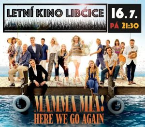 Letní kino: Mamma mia! Here we go again @ Libčická plovárna | Libčice nad Vltavou | Středočeský kraj | Česká republika