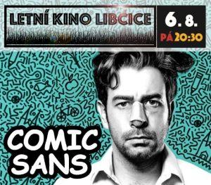Letní kino: Comic Sans @ Libčická plovárna | Libčice nad Vltavou | Středočeský kraj | Česká republika