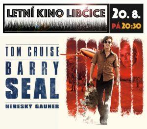 Letní kino: Barry Seal: Nebeský gauner @ Libčická plovárna | Libčice nad Vltavou | Středočeský kraj | Česká republika