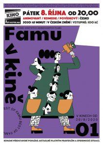 FAMU v kině 01 @ Kino Kotelna