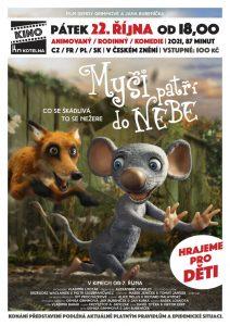 Kino pro děti: Myši patří do nebe @ Kino Kotelna