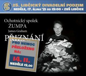změna: LDP `21 - OS Žumpa: PŘIZNÁNÍ @ sál ZUŠ Libčice | Libčice nad Vltavou | Středočeský kraj | Česká republika