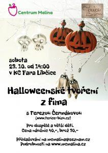 Halloweenské tvoření z fima @ Kulturní centrum Fara