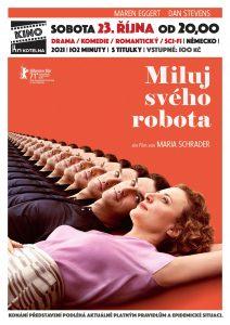 Miluj svého robota @ Kino Kotelna