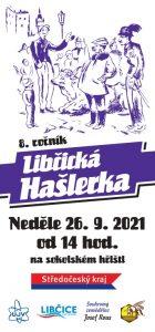 8. Libčická Hašlerka @ areál TJ Sokol Libčice nad Vltavou