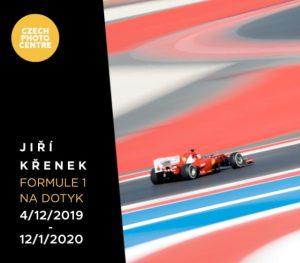 Jiří Křenek: Formule 1 na dotyk @ Czech Photo Centre